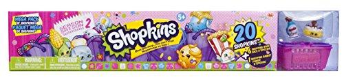 Shopkins 20 Mega Pack New Series Season Two 2