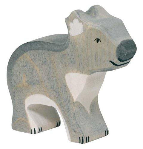 Holztiger Koala Standing Toy Figure