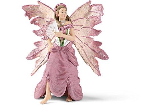 Schleich Feya in Festive Dress Standing Toy Figure