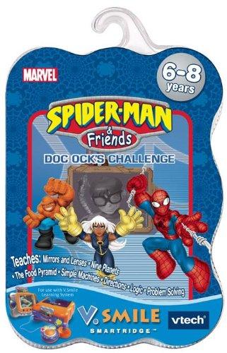 SpiderMan Friends II VSmile Smartridge