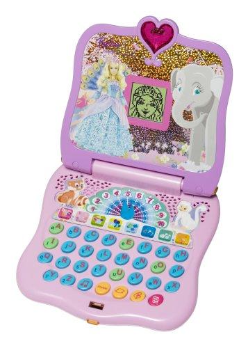 Barbie Island Princess Learning Laptop