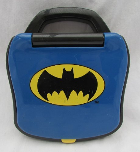Batman Learning Laptop for Kids Oregon Scientific Laptop