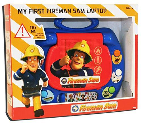 FIREMAN SAM - MY FIRST LEARNING LAPTOP