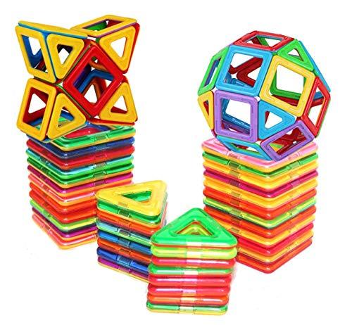 D-tal Basic Set 20 Pieces Magnetic Building Blocks Educational Magnetic Tiles Magnetic Building Toy
