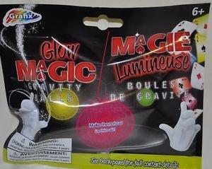 Glow Magic Gravity Balls