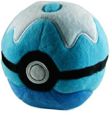 Pokemon Dive Ball 5 Pokeball Plush