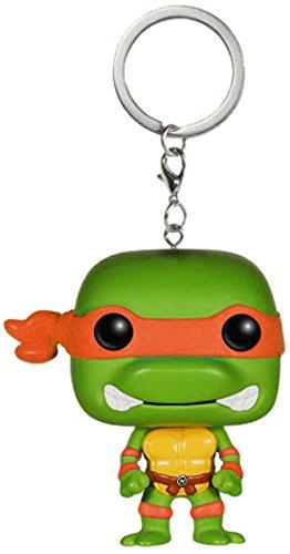 Funko POP Keychain TMNT - Michelangelo