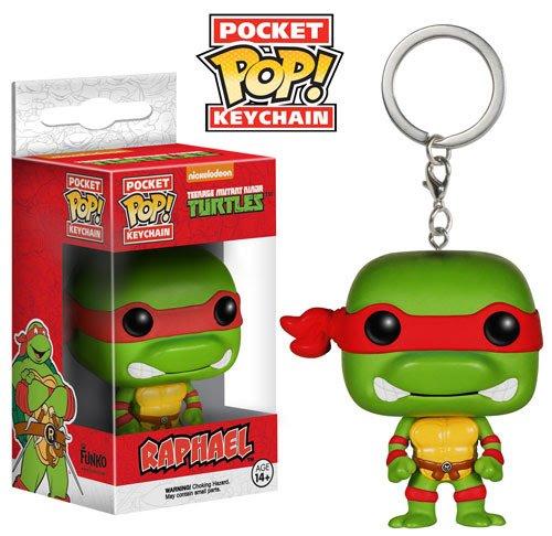Funko POP Keychain TMNT - Raphael