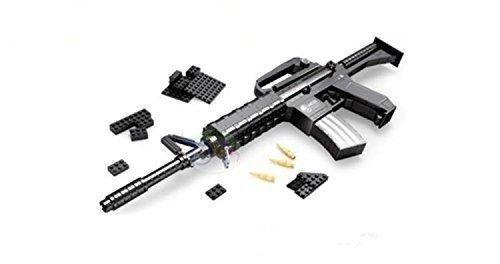 524 Piece Size 615 cm  20 cm M 16 BuildingBlocks Construction Educational Bricks Toys for Children Without Original boxes