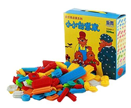 TalentPZ Kids Baby Eco-friendly PE Material DIY Intelligence Development Jigsaw Soft Blocks Toys Building Puzzle Buildingblocks 28528595cm