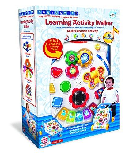 Small World Toys Neurosmith - Learning Activity Walker BO by Small World Toys