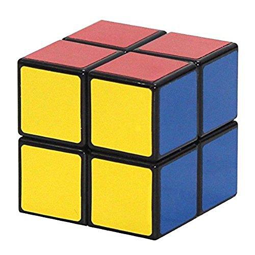 GCA shengshou Speed Cube 2x2x2 Puzzle Cube Black
