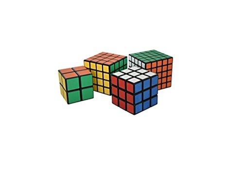 Kangcheng Anti-POP Cube Puzzle Bundle Pack Magic Cube 2x2x23x3x34x4x45x5x5 Set
