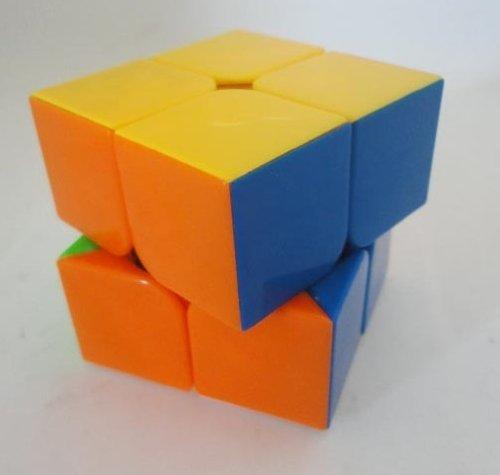 QiYi 2x2 2x2x2 Stickerless Speed Cube Puzzle