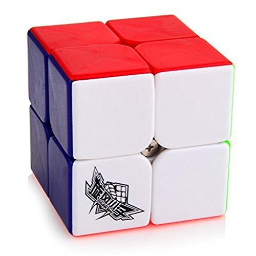 Vchanel Cyclone Boys Speed Stickerless Cube Puzzle Magic Cube 2x2x2