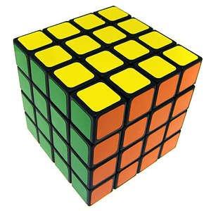 LanLanBlack 4x4x4 Cube Puzzle